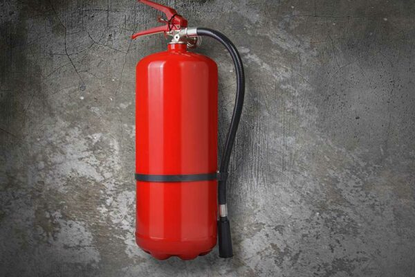 Commercial Services – Fire Safety Plan