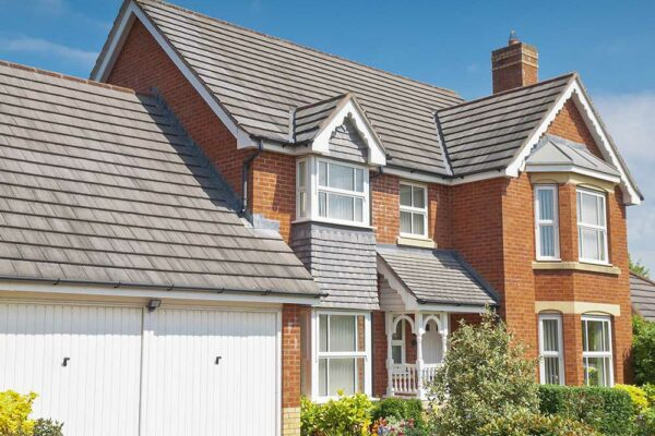 Real Estate Marketing – Suburban House