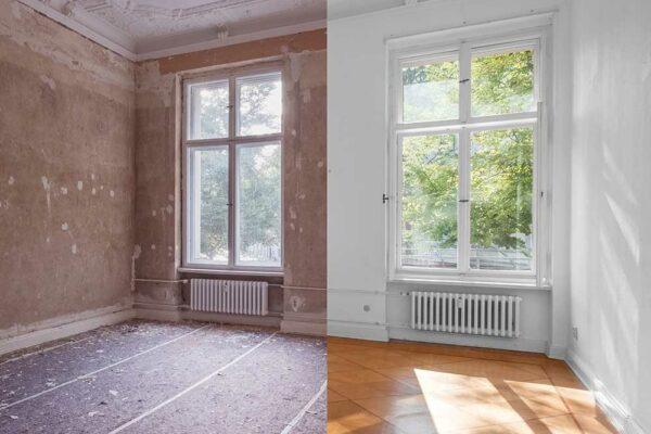 Renovation As-Builts
